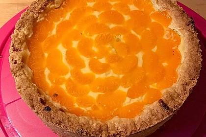 Mandarinen - Schmand - Kuchen 7