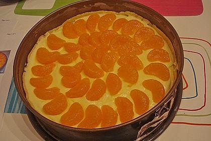 Mandarinen - Schmand - Kuchen 16