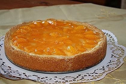 Mandarinen - Schmand - Kuchen