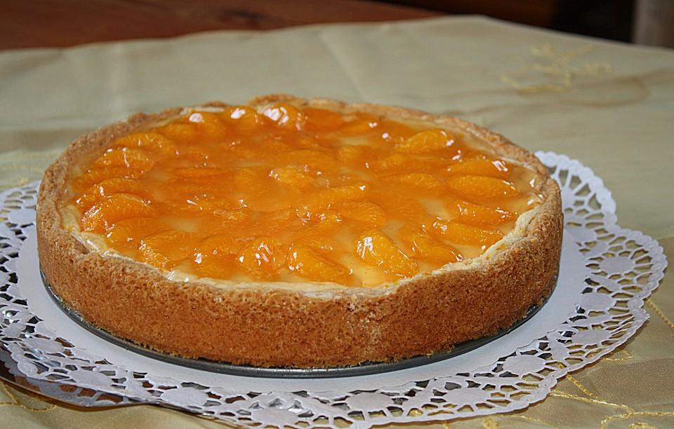 Mandarinen Schmand Kuchen Von Lissa Chefkoch De