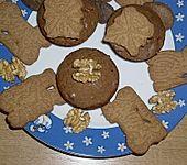 Spekulatius - Muffins mit Zimtguss (Bild)