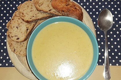 Kartoffel - Käse - Suppe 3