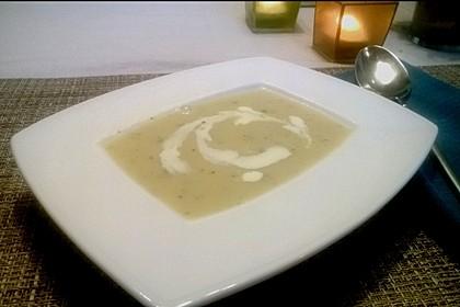 Kartoffel - Käse - Suppe 1