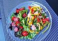 Bohnensalat mit Matjes