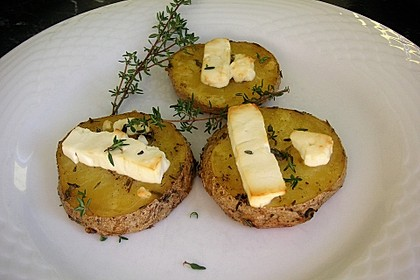 Thymian - Kartoffeln im Backofen 4