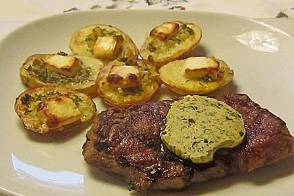 Thymian - Kartoffeln im Backofen 8