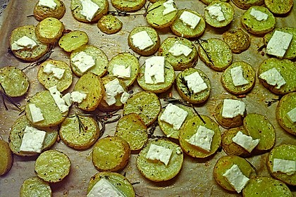 Thymian - Kartoffeln im Backofen 22