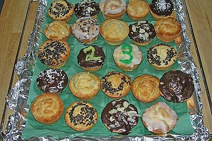 Grundrezept Muffins 18