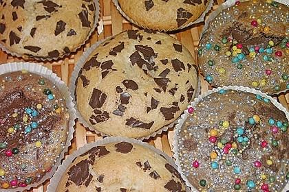 Grundrezept Muffins 13