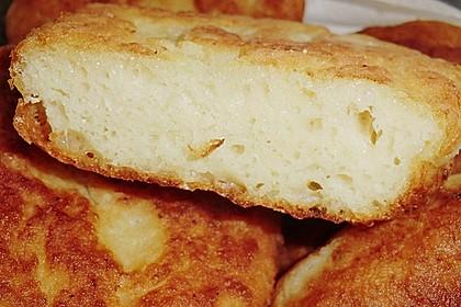 Langosch aus Kartoffelteig 1