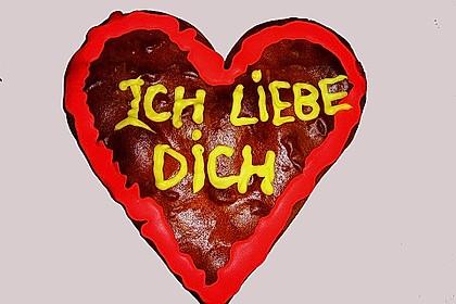 Lebkuchen - Grundrezept (Bild)