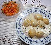 Pikante Béchamelkartoffeln (Bild)