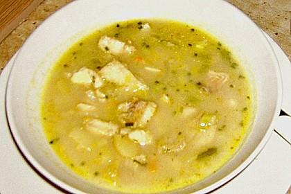 Katjas deftige Fischsuppe 1