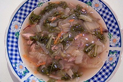 Katjas deftige Fischsuppe
