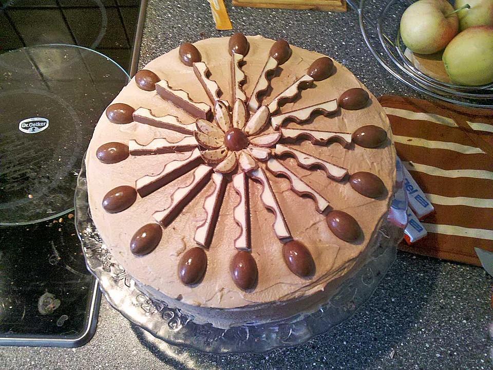 Kuchen Rezepte Kinderschokolade