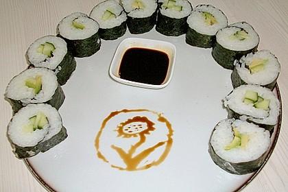 Sushi  mit Tofu 4