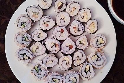 Sushi  mit Tofu 8