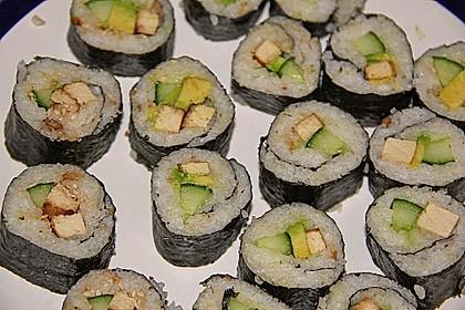 Sushi  mit Tofu 5