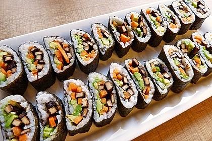 Sushi  mit Tofu 2