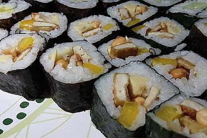 Sushi  mit Tofu 3