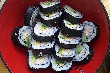 Sushi  mit Tofu 6