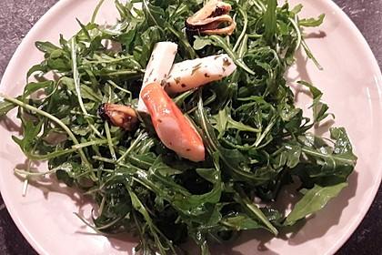 Rucola - Lachs - Salat 3