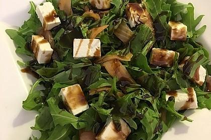 Rucola - Lachs - Salat 2