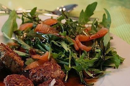 Rucola - Lachs - Salat 1