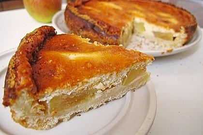 Apfel - Mascarpone - Kuchen 8