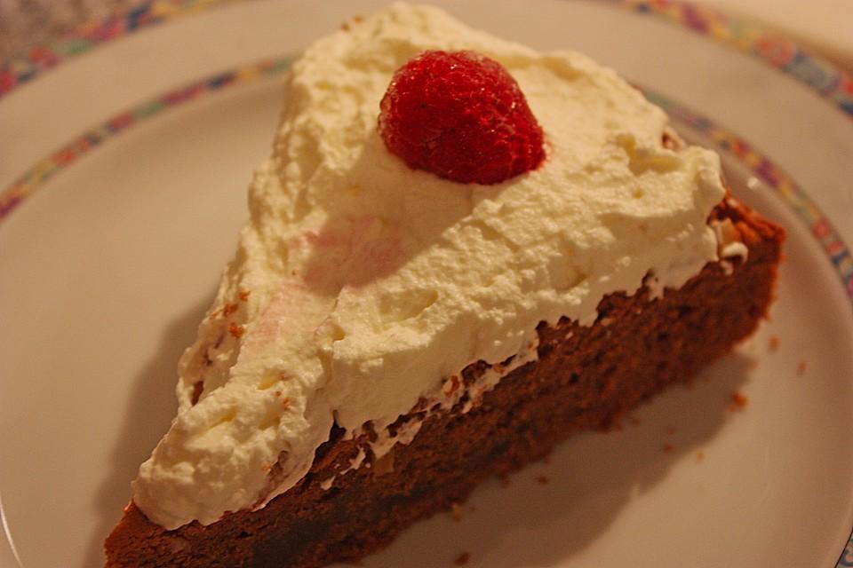Gateau Berbelle Franzosischer Schokoladenkuchen Von Tabea56