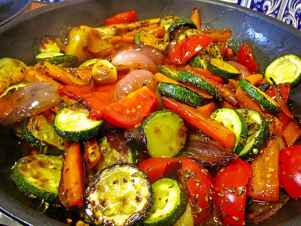Mediterran mariniertes Gemüse von entencurry | Chefkoch.de