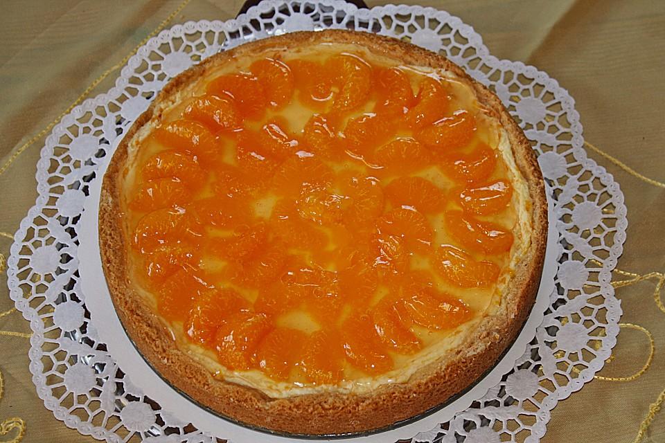 Mandarinen Schmand Torte Von Xandora Chefkoch De