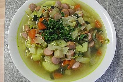 Bauernsuppe