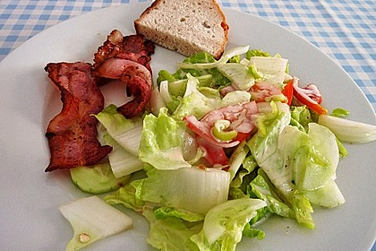 Salatsoße für größere Mengen 2