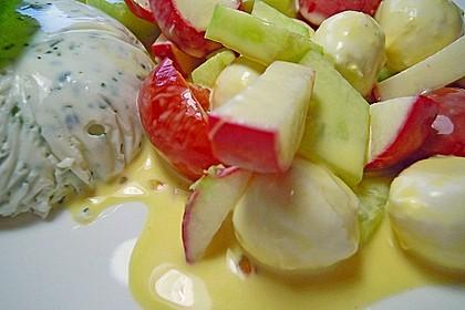 Salatsoße für größere Mengen 4