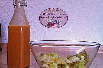 Salatsoße für größere Mengen 8
