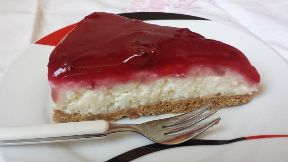 Milchreis Torte
