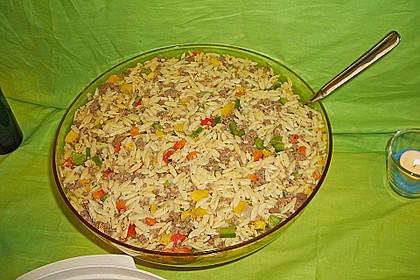 Kritharaki-Salat mit Hackfleisch 29