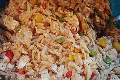 Kritharaki-Salat mit Hackfleisch 68