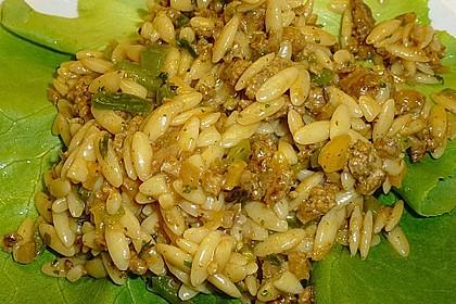 Kritharaki-Salat mit Hackfleisch 52