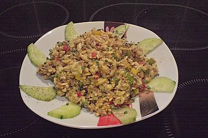 Kritharaki-Salat mit Hackfleisch 76