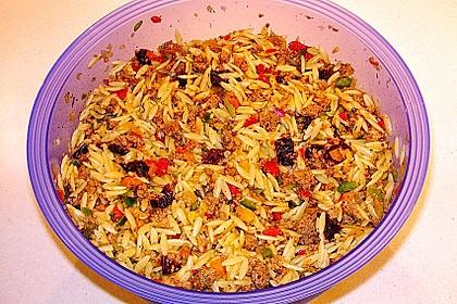 Kritharaki-Salat mit Hackfleisch 71