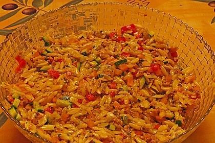 Kritharaki-Salat mit Hackfleisch 67