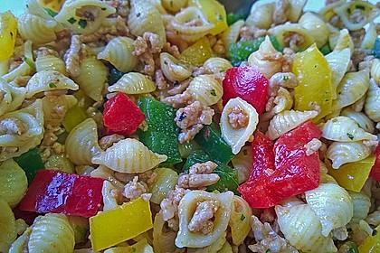 Kritharaki-Salat mit Hackfleisch 75