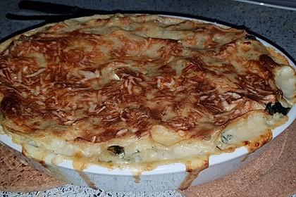 Spinat - Schafskäse - Lasagne 28