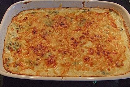 Spinat - Schafskäse - Lasagne 42