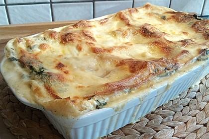 Spinat - Schafskäse - Lasagne 38