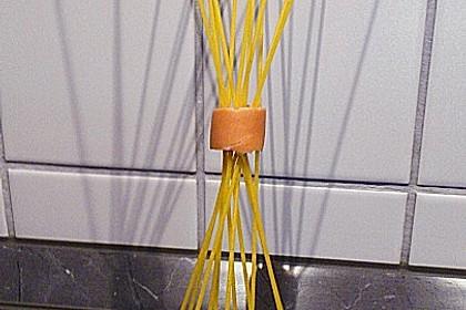 Nudel - Würstchen - Spinnen 40