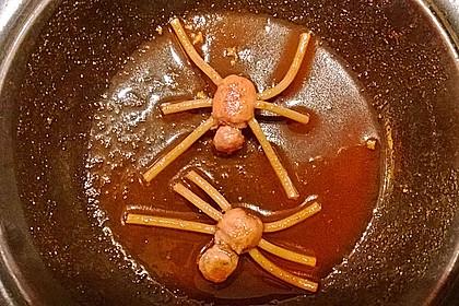 Nudel - Würstchen - Spinnen 4