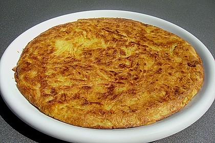 Kartoffelspaghetti - Taler